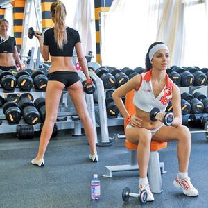 Фитнес-клубы Навашино