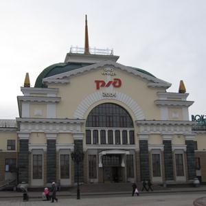 Железнодорожные вокзалы Навашино